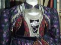 Traditional womens costume, as used in Dachau, Starnberg and Landsberg