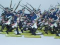 Tin soldiers infantry